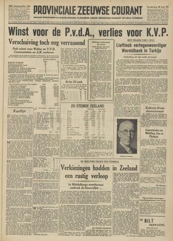 Provinciale Zeeuwse Courant 1952-06-26