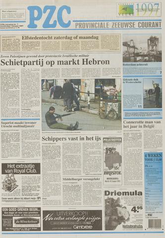 Provinciale Zeeuwse Courant 1997