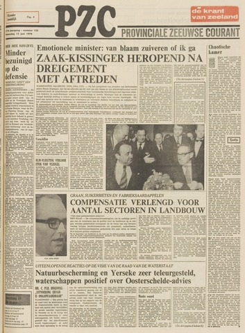 Provinciale Zeeuwse Courant 1974-06-12