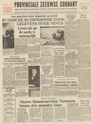 Provinciale Zeeuwse Courant 1967-10-19
