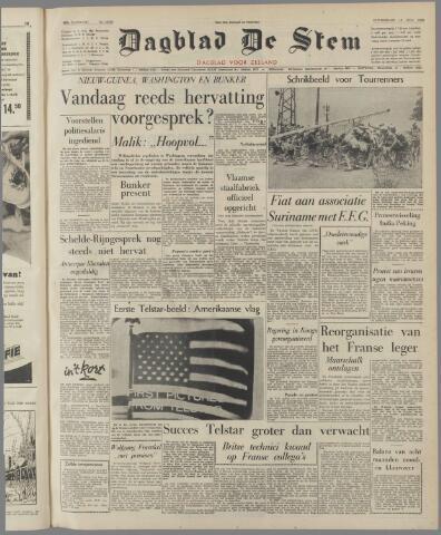 de Stem 1962-07-12