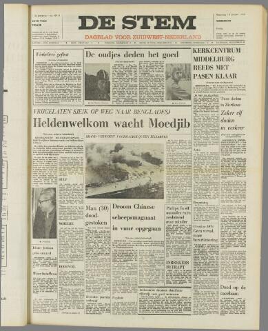 de Stem 1972-01-10
