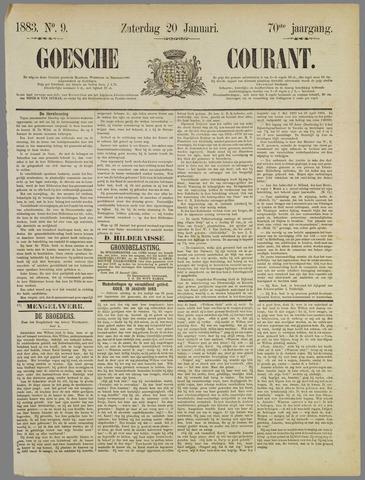 Goessche Courant 1883-01-20