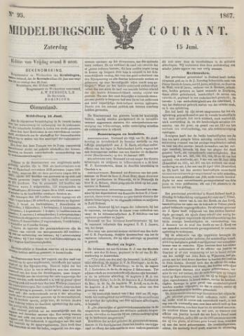 Middelburgsche Courant 1867-06-15
