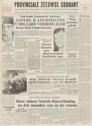 Provinciale Zeeuwse Courant 1971-01-22