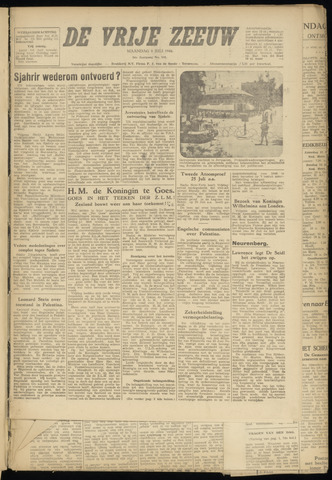 de Vrije Zeeuw 1946-07-08