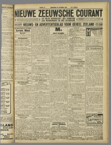 Nieuwe Zeeuwsche Courant 1926-12-23