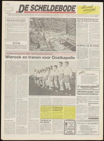 Scheldebode 1991-08-21