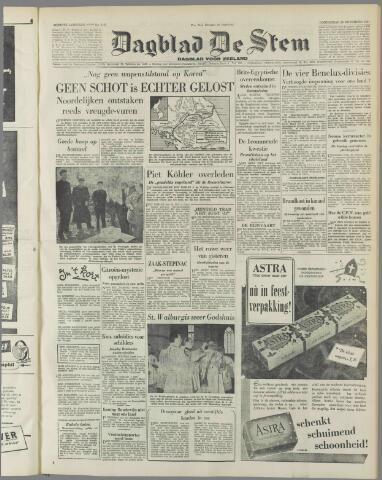 de Stem 1951-11-29