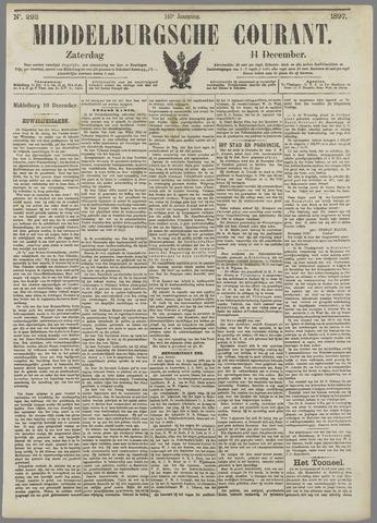 Middelburgsche Courant 1897-12-11