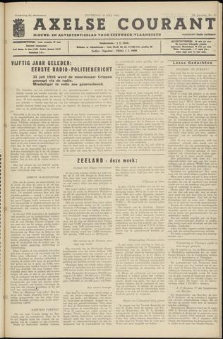 Axelsche Courant 1960-07-30