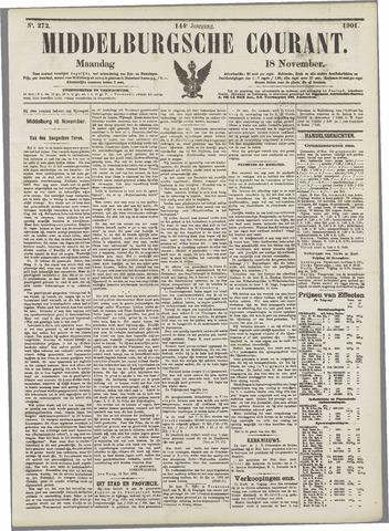 Middelburgsche Courant 1901-11-18