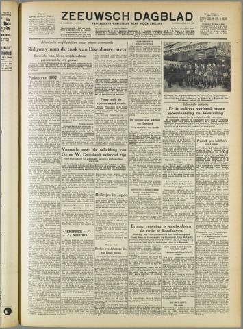 Zeeuwsch Dagblad 1952-05-31