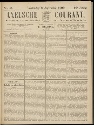 Axelsche Courant 1900-09-08