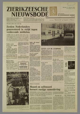 Zierikzeesche Nieuwsbode 1975-02-17