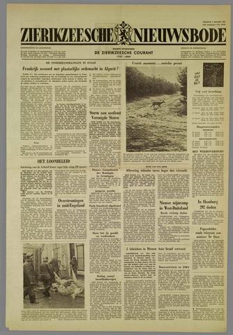 Zierikzeesche Nieuwsbode 1962-03-09