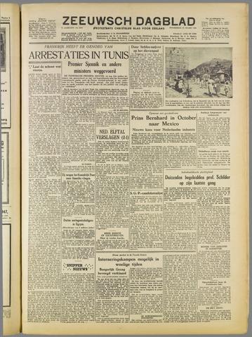Zeeuwsch Dagblad 1952-03-27