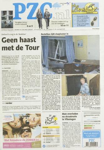 Provinciale Zeeuwse Courant 2009-07-18