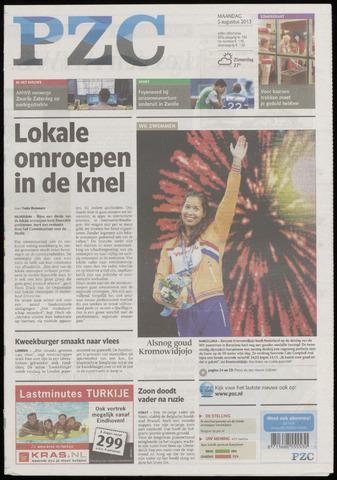 Provinciale Zeeuwse Courant 2013-08-05