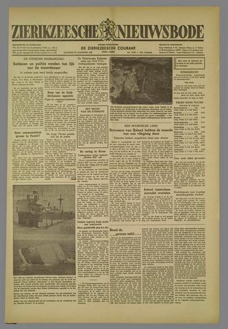 Zierikzeesche Nieuwsbode 1952-08-25