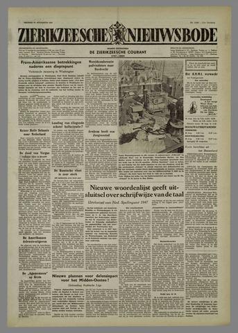 Zierikzeesche Nieuwsbode 1954-08-27