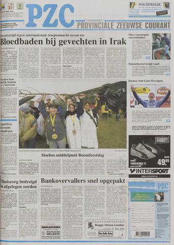 Provinciale Zeeuwse Courant 2004-04-08