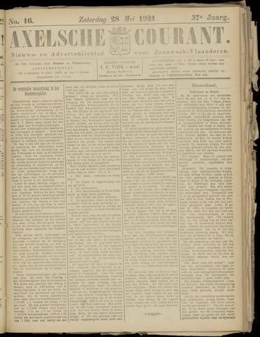 Axelsche Courant 1921-05-28
