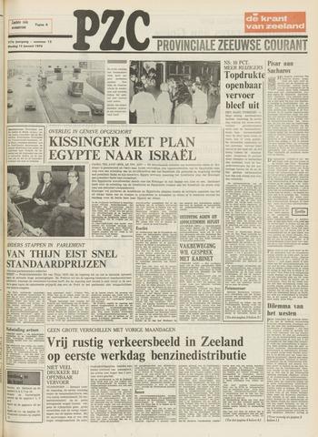 Provinciale Zeeuwse Courant 1974-01-15