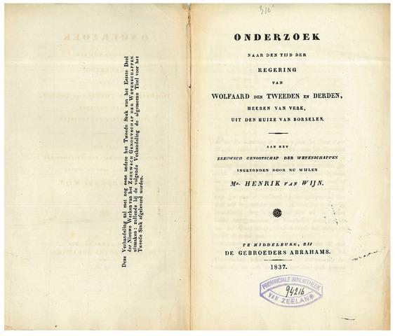 Archief 1837-01-01