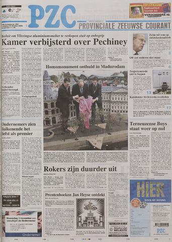 Provinciale Zeeuwse Courant 2006-10-25