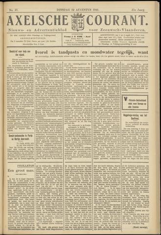 Axelsche Courant 1941-08-12