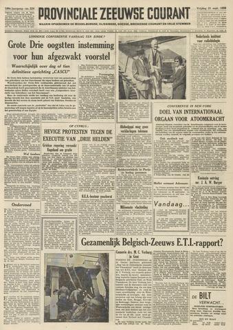 Provinciale Zeeuwse Courant 1956-09-21