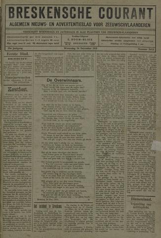 Breskensche Courant 1919-12-24
