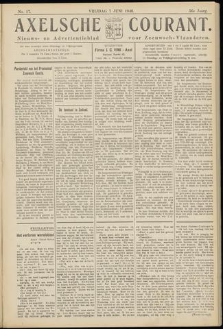 Axelsche Courant 1940-06-07