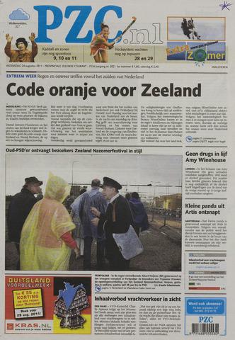 Provinciale Zeeuwse Courant 2011-08-24