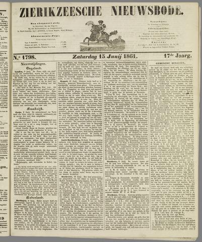 Zierikzeesche Nieuwsbode 1861-06-15