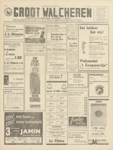 Groot Walcheren 1966-09-08