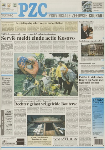 Provinciale Zeeuwse Courant 1999-04-09