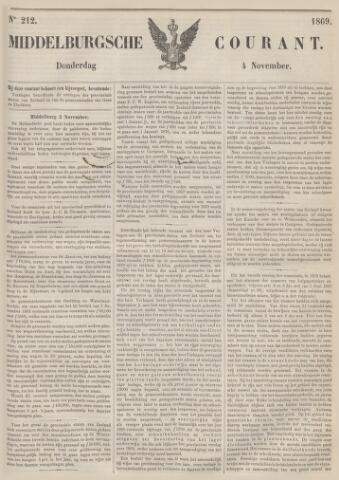Middelburgsche Courant 1869-11-04