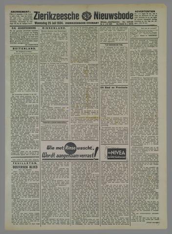Zierikzeesche Nieuwsbode 1934-07-25