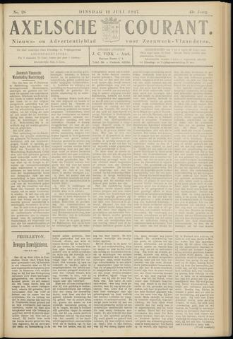 Axelsche Courant 1927-07-12