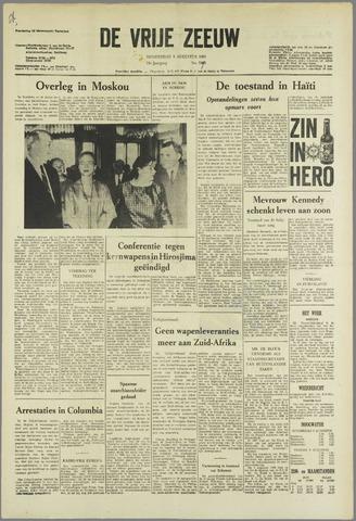 de Vrije Zeeuw 1963-08-08