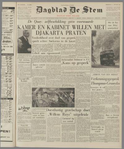 de Stem 1962-01-03
