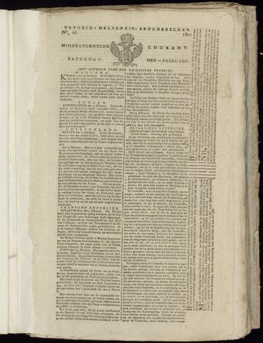 Middelburgsche Courant 1801-02-21