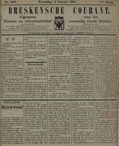 Breskensche Courant 1901-10-02