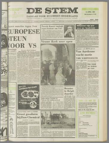 de Stem 1980-04-18
