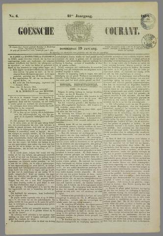 Goessche Courant 1854-01-19