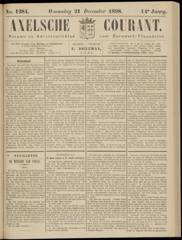 Axelsche Courant 1898-12-21