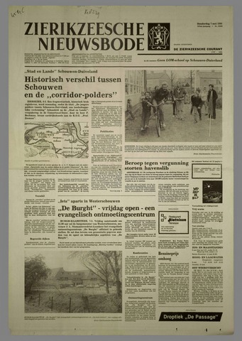 Zierikzeesche Nieuwsbode 1981-05-07