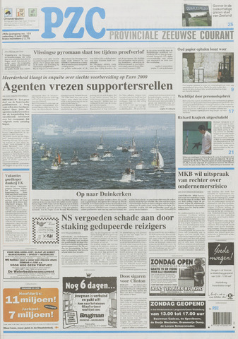 Provinciale Zeeuwse Courant 2000-06-03